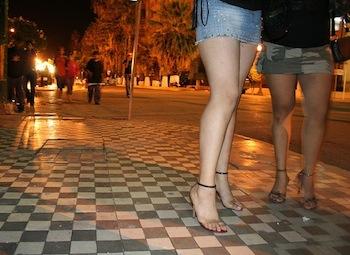prostitutas escort putas para menores